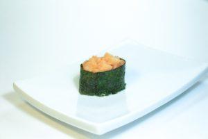 17 Сяке спайси (35 руб, 38 гр) Лосось, соус спайси