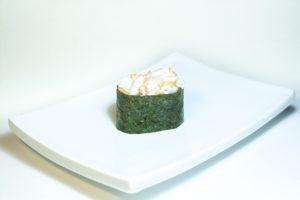 18 Эби спайси (40 руб. 38 гр.) Тигровая креветка, соус спайси