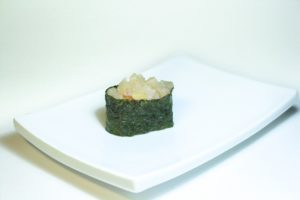 73 Тай спайси (35 руб. 38 гр.) Морской окунь, соус спайси