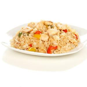 Рис Тяхан курица